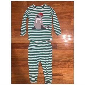 GAP baby boy pajama set